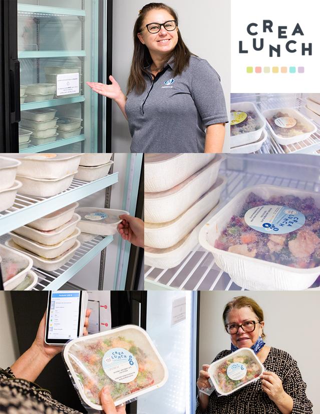 service repas